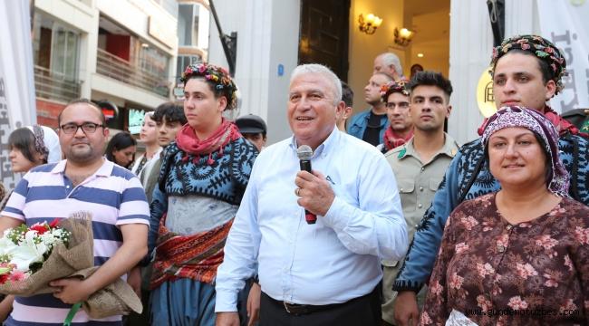 Fatih Atay 'Sanat Dostu Belediye Başkanı' seçildi