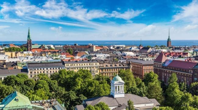 Finlandiya en sıcak ikinci kışını yaşıyor