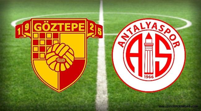 Göztepe, Ziraat Türkiye Kupası'ndaki Antalyaspor maçının hazırlıklarını tamamladı