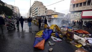 Irak'taki protestolar yeniden alevlendi