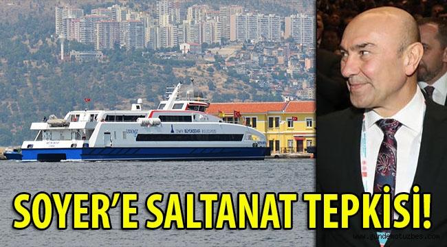 İzmir'de israf skandalı! Tunç Soyer halkın parasıyla saltanat sürüyor.