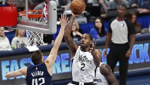Los Angeles Clippers, Dallas deplasmanında galip