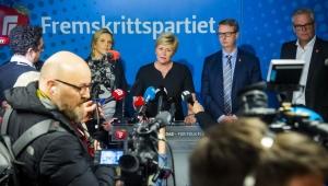 Norveç'te DEAŞ'lı kadın terörist hükümet krizine neden oldu