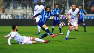 TFF 1. Lig: Adana Demirspor: 2 - Boluspor: 2