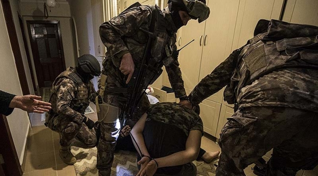 37 ilde PKK operasyonu… 450 kişi gözaltına alındı