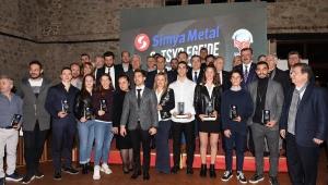 8. TSYD Ege'de Yılın Spor Ödülleri sahiplerine verildi