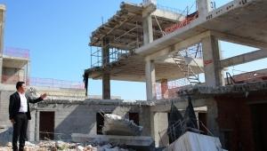 Bodrum'da kaçak yapılaşmayla mücadelede seferberliği devam ediyor