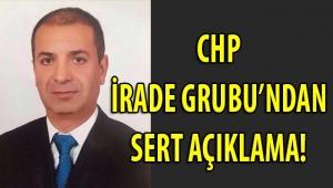 CHP İrade Grubu'ndan sert açıklama: CHP delegesi ayak oyunlarına gelmez!