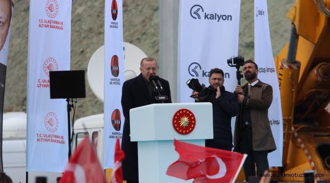 """Cumhurbaşkanı Erdoğan: """"Yol haritamızı belirledik. Masada olduğumuzu her tarafa duyuracağız"""""""