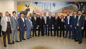 Didim AK Parti, Ankara'da temaslarda bulundu