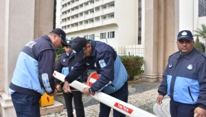 Didim'de ünlü otel mühürlendi