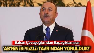 Dışişleri Bakanı Çavuşoğlu: 'İdlib konusundaki kararlılığımızı Rusya'ya ilettik'