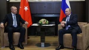 Erdoğan ve Putin arasında kritik İdlib görüşmesi