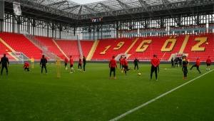 Göztepe, Gaziantep FK maçına hazır