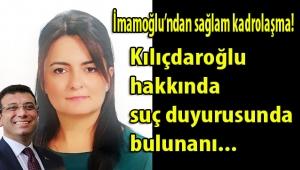İmamoğlu'ndan sosyal demokrat yönetim kadrolaşması! Kılıçdaroğlu hakkında suç duyurusunda bulunanı bakın nereye getirdi?