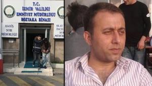 İzmir'de husumetlisini öldüren zanlı adliyede