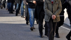 İzmir'deki büyük FETÖ operasyonunda 99 kişi tutuklandı