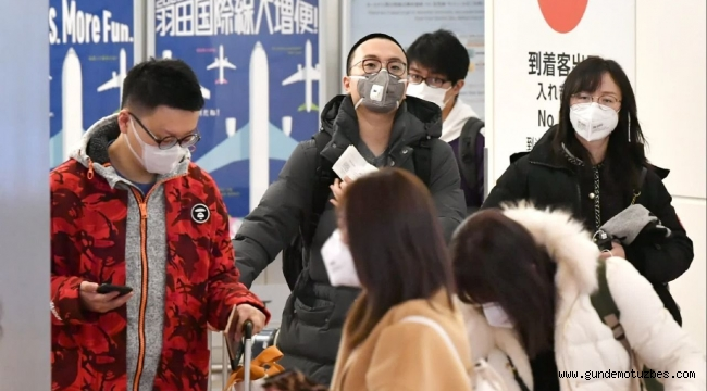 Japonya'nın Korona Virüsü bilançosu