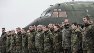 Korona virüsü Alman ordusuna sıçradı