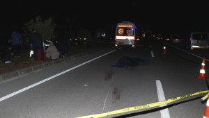 Muğla'da park halindeki kamyona çarpan motosikletin sürücüsü öldü