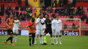 Süper Lig: Hes Kablo Kayserispor: 2 - Konyaspor: 2