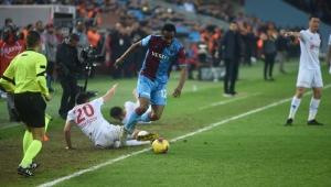 Süper Lig: Trabzonspor: 2 - Sivasspor: 1