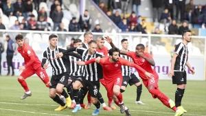 TFF 1. Lig: Keçiörengücü: 2 - Altay: 0