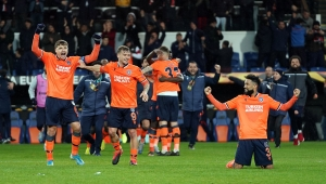 UEFA Avrupa Ligi: Başakşehir: 4 - Sporting Lizbon: 1