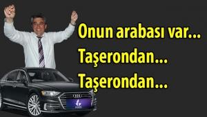Yerli arabaya binen taşeron, CHP'li başkan İnce'ye lüks AUDİ makam arabası hediye etmiş!