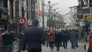 Ağrı'da zorunlu haller dışında cadde ve sokaklara çıkmak yasaklandı