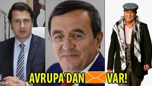 CHP İzmir İl Başkanı Yücel'e, Konak Belediye Başkanı Batur'a, Torbalı Belediye Başkanı Uygur'a Avrupa'dan mektup var!