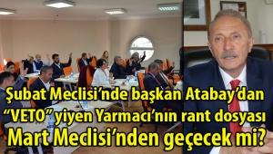 Didim Belediyesinin CHP'li Encümen Üyesi Yarmacı'nın rant dosyası bugün yapılacak olan Meclise gelecek mi?