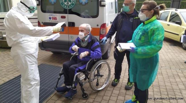 Fransa'da korona virüs nedeniyle ölü sayısı bin 331'e yükseldi