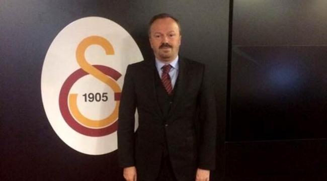 Galatasaray Başkan Yardımcısı Yusuf Günay'da COVID-19 pozitif çıktı