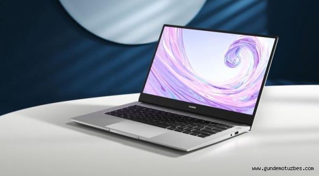 Huawei MateBook D 14 Türkiye'de satışa sunuluyor