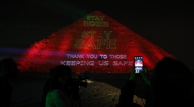 Mısır Piramitlerinden dünyaya