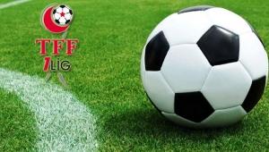 TFF 1. Lig'de 26. haftanın perdesi açılıyor