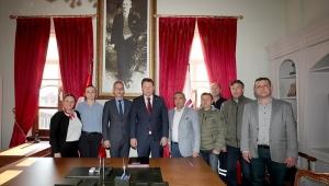 Urla Belediyesi'nde Toplu İş Sözleşmesi imzalandı
