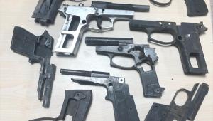 Uşak'ta silah ticareti ve ihaleye fesat karıştırma operasyonu: 13 gözaltı