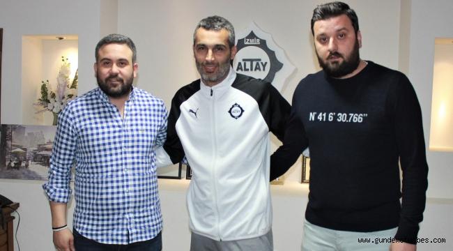"""Altay Sportif Direktörü Murat Uluç: """"Maçların oynanarak liglerin tamamlanması gerekiyor"""""""