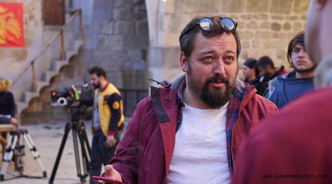 Bilal Kalyoncu çekimler için İzmir'i seçti