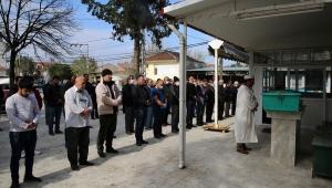 Denizli'de annesinin öldürdüğü çocuğun cenazesi Manisa'da toprağa verildi