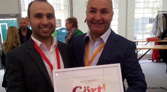 İsveç'te en iyi çevreci ödülünü alan Türk vatandaşı, dünya tarımına örnek oluyor