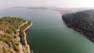 İzmir'in 1 aylık su tüketimi 1 milyon metreküp arttı