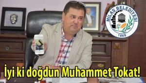 Vatandaş, CHP'li Milas Belediye Başkanı Muhammet Tokat'ın doğum gününü sosyal medyadan kutladı!