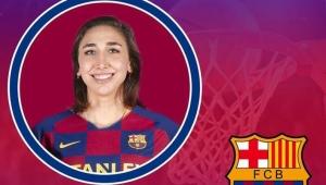 Barcelona Galatasaray'dan İnci Güçlü'yü transfer etti