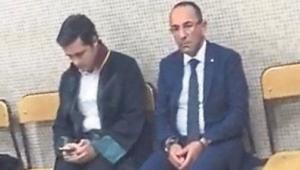 FETÖ'den tutuklanan eski Urla Belediye Başkanı Oğuz'un yargılanmasına devam edildi