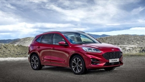 Yeni Ford Kuga Türkiye'de haziran ayında satışa sunulacak
