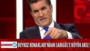 BEYKOZ KONAKLARI'NDAN MUSTAFA SARIGÜL'E ULVİ GÖREVLENDİRME!