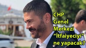 CHP Genel Merkezi mafya iddianamesinde 'azmettirici' olarak yer alan Foça Belediye Başkanı Fatih Gürbüz hakkında ne yapacak?